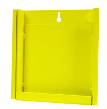 Bisley Yellow Target Holder